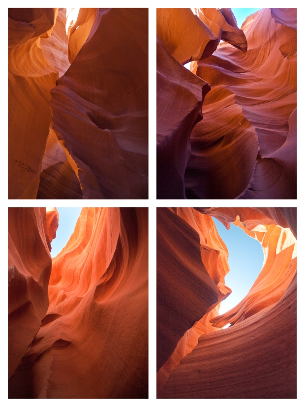 Antelope Canyon Outside 11