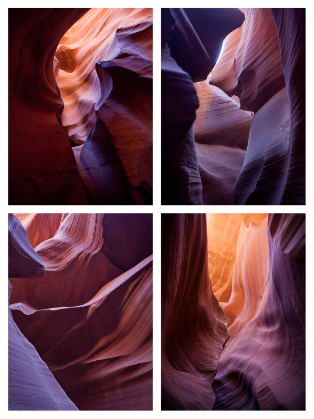 Antelope Canyon Outside 12