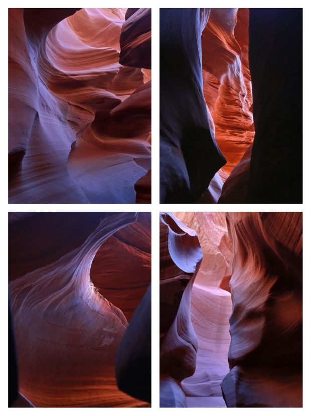 Antelope Canyon Outside 13