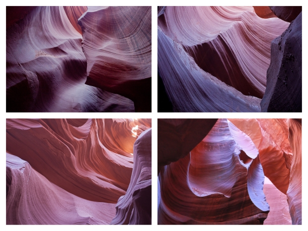 Antelope Canyon Outside 2