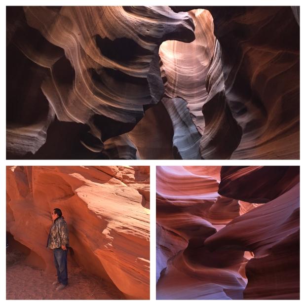 Antelope Canyon Outside 20