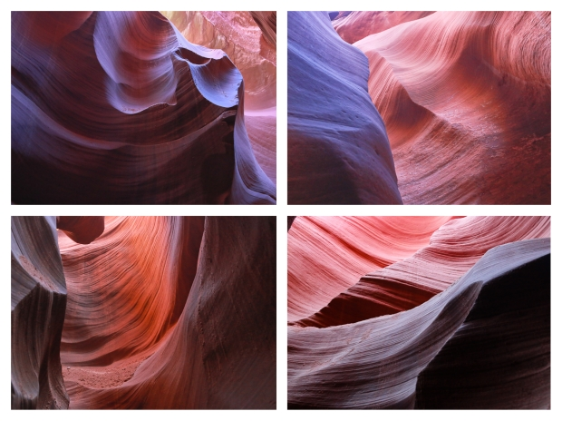 Antelope Canyon Outside 3