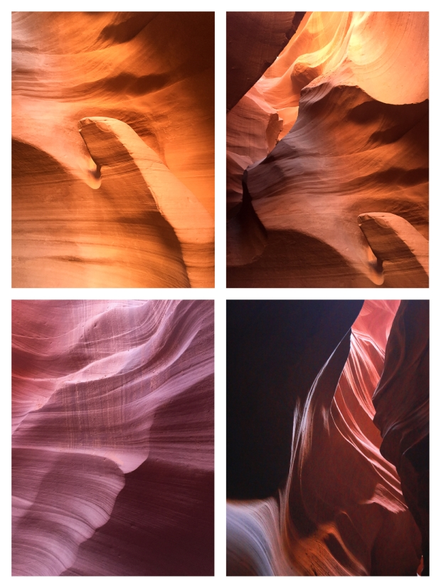 Antelope Canyon Outside 5