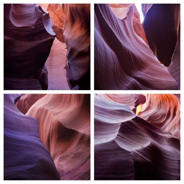 Antelope Canyon Outside 8