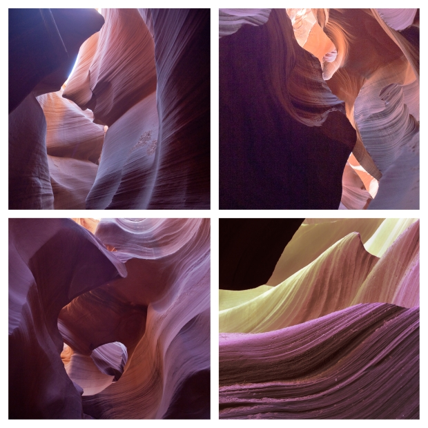 Antelope Canyon Outside 9