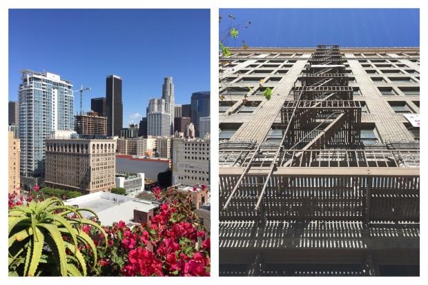 L.A. Skyscrapers