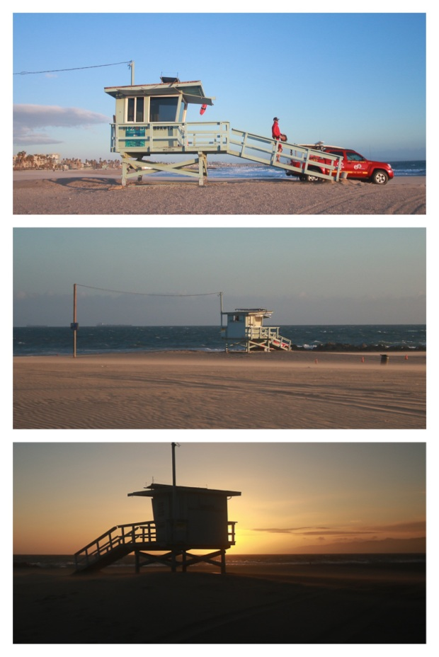 Venice Beach Lifeguard 4
