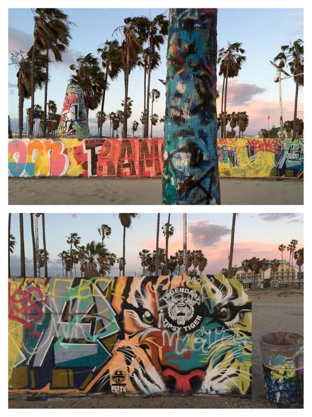 Plage Venice Beach