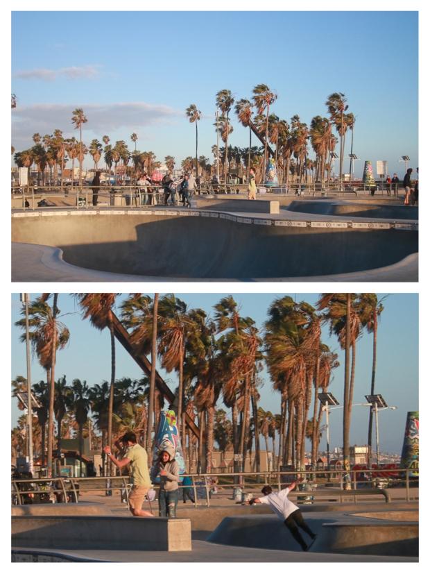 Venice Beach Skaters 2