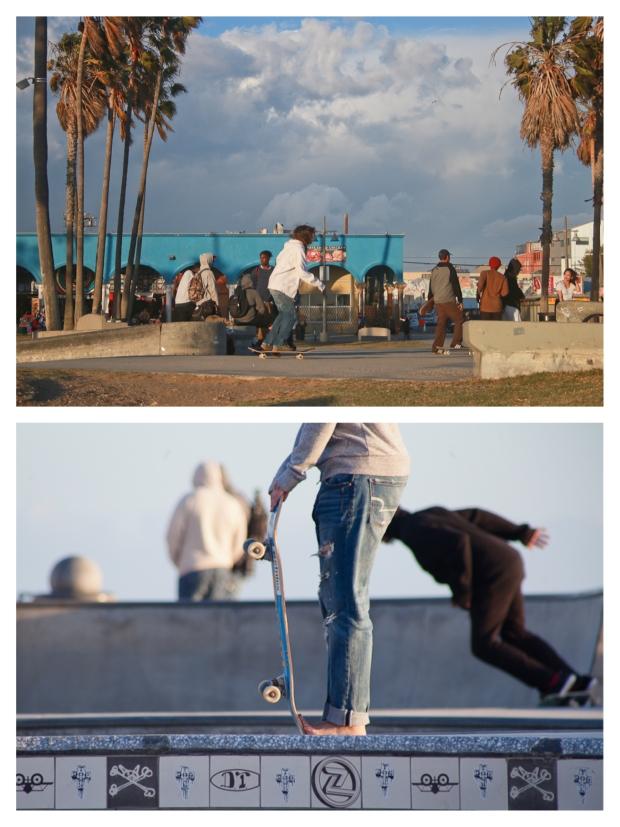 Venice Beach Skaters 3