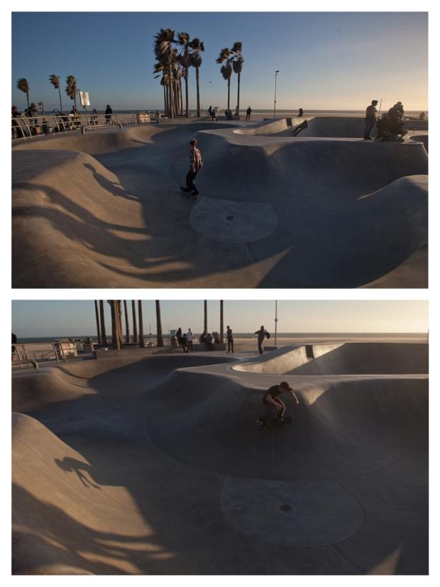 Venice Beach Skaters 4