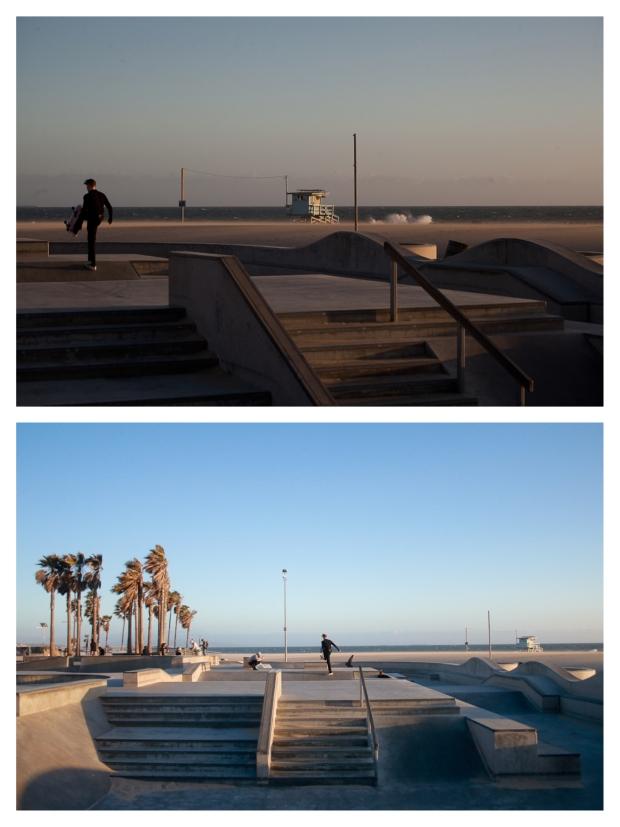 Venice Beach Skaters 5