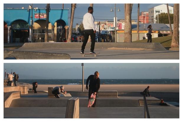 Venice Beach Skaters 8