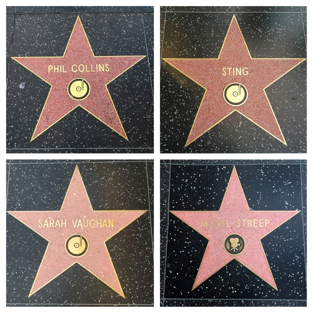 Walk of fame 1