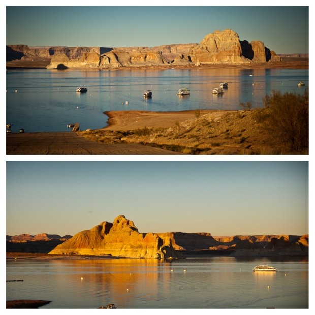 Lake Powell Sunset 1