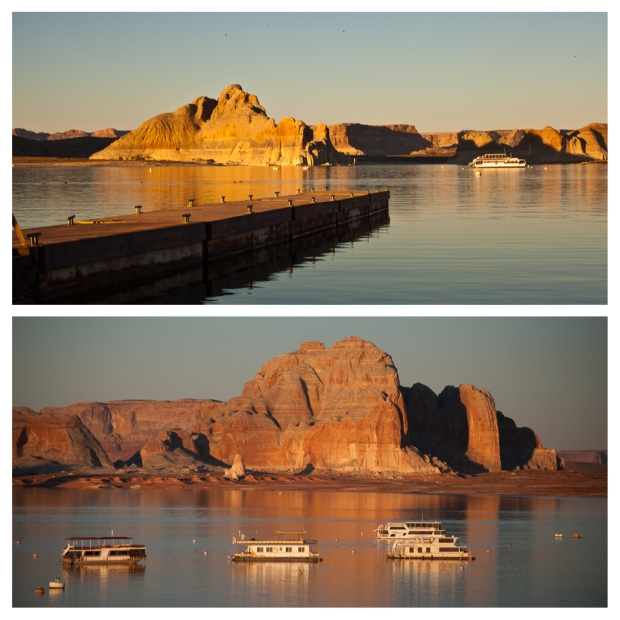 Lake Powell Sunset 2