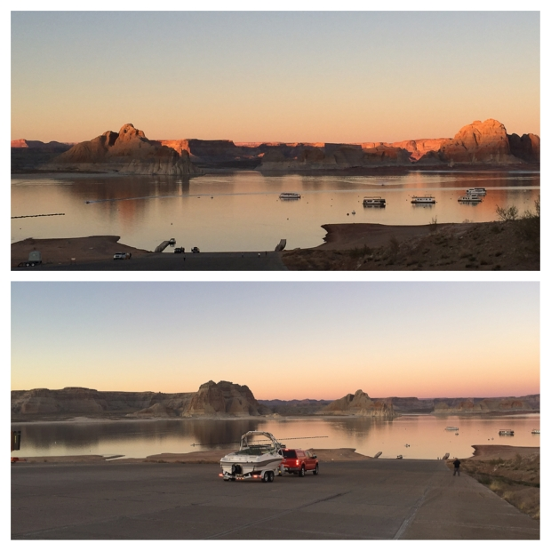 Lake Powell Sunset 3