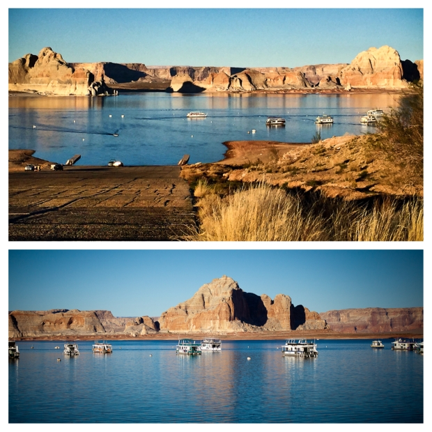 Lake Powell Sunset 4