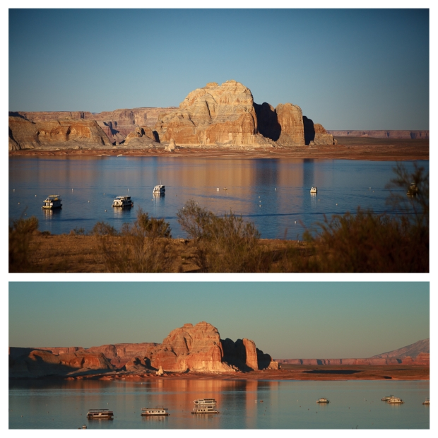Lake Powell Sunset 5