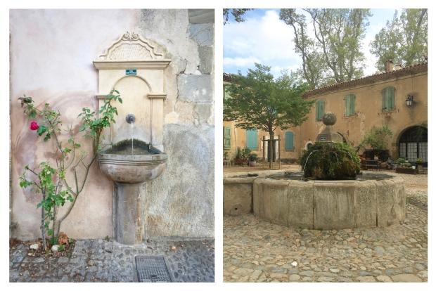 villeneuvette-fontaines