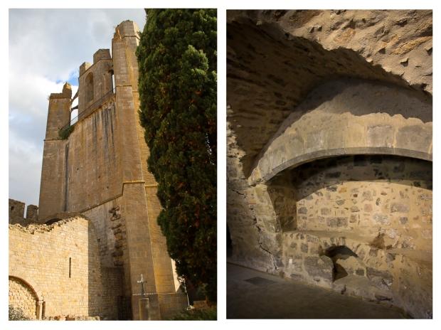 Le clocher-Tour du 16 ème