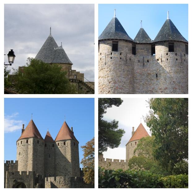 carcassonne-tours