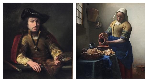 Ferdinand Bol et Vermeer