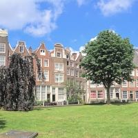 Le béguinage d'Amsterdam ( Begijnhof)