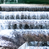 Les chutes du Lech à Füssen