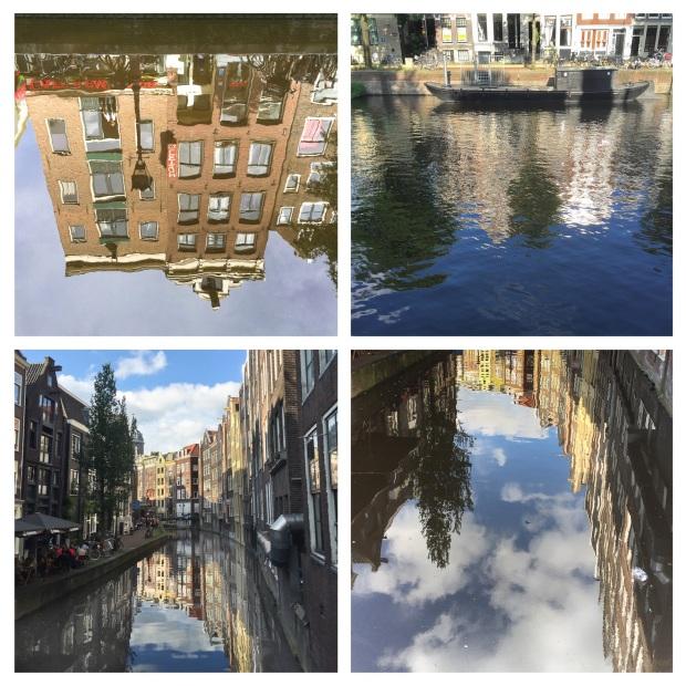 Amsterdam la Narcissique...